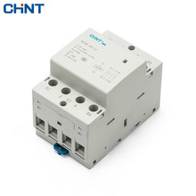 CHINT 4P 40A Household Communication Ac Contactor NCH8-40/22 220V Guide Type 2 Normally Open Often Close