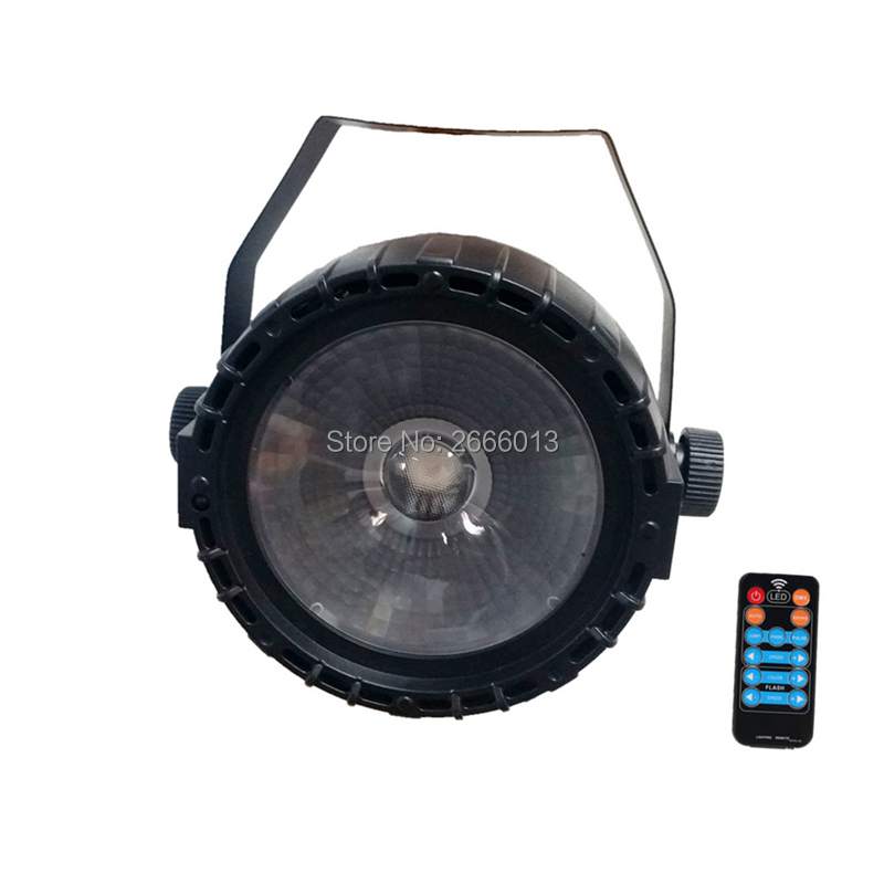 30W UV+RGB COB LED Par Light Wireless Remote Control Stage effect lighting Lamp DJ Disco DMX512 COB Light for Home Party Bar show plaza light stage blinder auditoria light ww plus cw 2in1 cob lamp 200w spliced type for stage