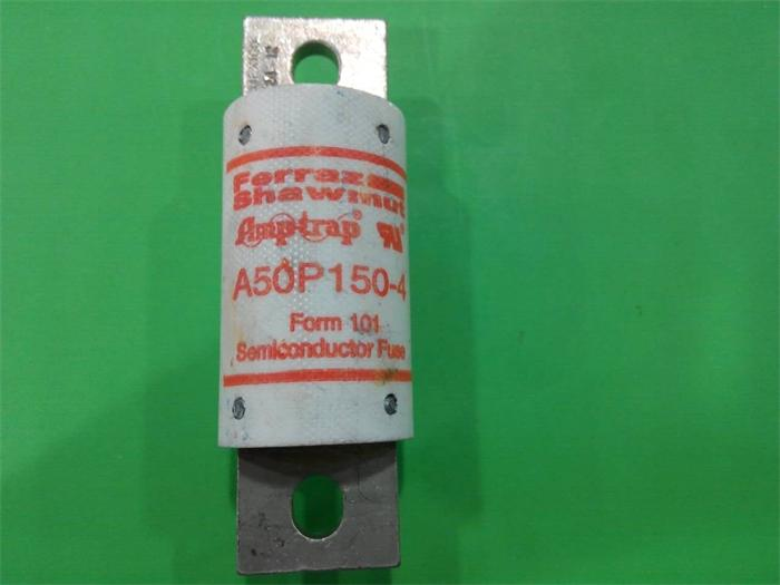 цена Free shipping 5pcs A50P150-4 Ferraz French fuse fuses 150A 500VAC new genuine в интернет-магазинах