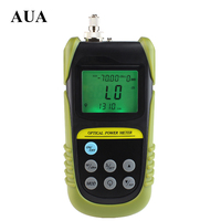 Free Shipping Fiber Optical Power Meter Cable Tester Optical Tester +6dBm~ 70dBm
