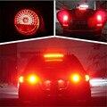 2 Pçs/lote 12 V 9 W 5630 LED 1157 BAY15D Led Car Light fonte de Luz de Freio Cauda Lâmpada Vermelho/Branco Super Brilhante Livre grátis