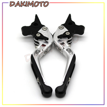 for KAWASAKI ZX7R/ZX7RR ZX9 89-03 94-97 with logo CNC Motorcycle Accessories Adjustable Brake Clutch Levers Foldable Extending for kawasaki zx7r zx7rr zx9 89 03 94 97 with logo cnc motorcycle accessories adjustable brake clutch levers foldable extending