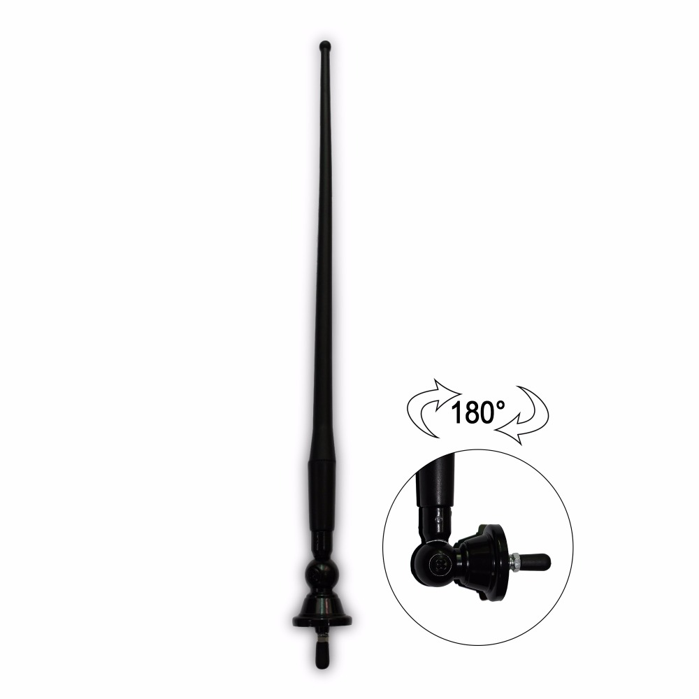 Waterproof Rubber Duck Dipole Flexible Car Marine FM AM Radio Antenna for Boat Car Yacht ATV