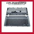 355e4c rusia teclado del ordenador portátil con el marco para samsung np355e4c np355v4c 355v4c np350v4c 350v4c 350e4c