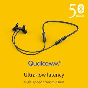 Image 4 - EDIFIER W200BT(SE)  wireless earphone Bluetooth 5.0 IPX4 rated Waterproof 7hrs of playback Magnetic function bluetooth earphone