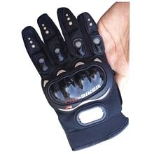 PRO-BIKER Men Motorcycle Racing Gloves Dirt Bike Cycling Gloves Motocross Off-Road Enduro Full Finger Riding Gloves Size: XL