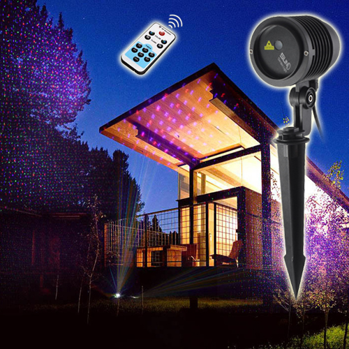 Big Casing Outdoor Waterproof RGB Laser Light Christmas Lights Projector Garden Lawn Landscape Decorative Lighting fs225r12ke3 new original goods in stock