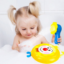Cute and Exquisite Baby Funny Water Game Bath Toys Bath Tub Shower Faucet Water Swimming Bath Children Bath Toys