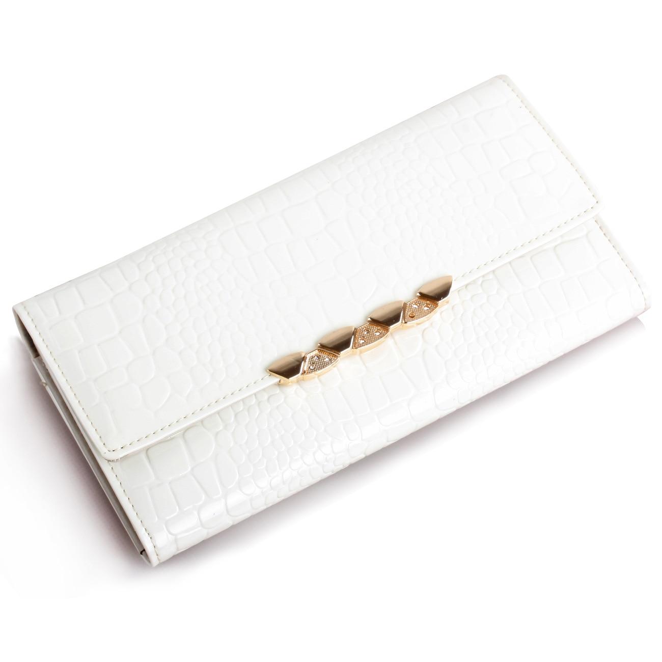 Freundschaftlich Cattle Zwei Haut Geldbörsen Kreditkartenhalter Kuh Laather Bank Kartenhalter Brieftasche Männer Dünne Krokoprägung Geldbörse Elegant Im Stil