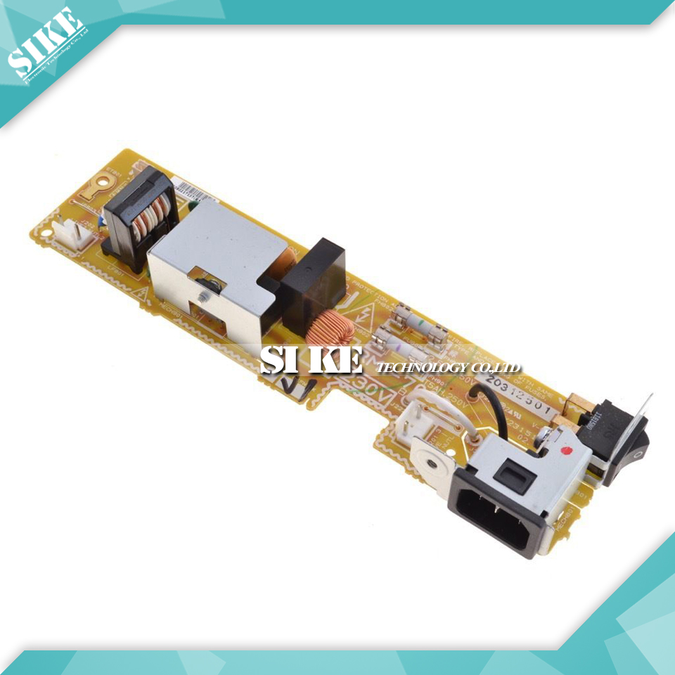 LaserJet Printer Engine Control Power Board For HP CM1415 CM1415FN CM 1415 1415FN Voltage Power Supply Board RM1-7082 RM1-7083 flora printer high voltage switch board for lj320p printer