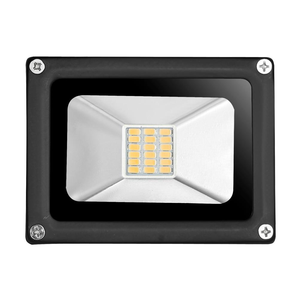 5pcs 20w smd led flood light 1400lms flood lamp ip65 waterproof exterior lighting ac85265v