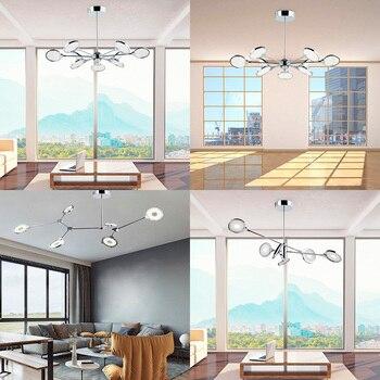 Modern Design hanging light Family Life kitchen Interior Led Chandelier Pendant Lamp