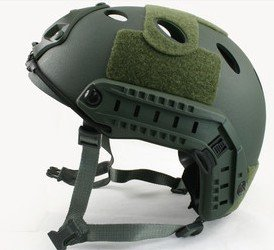 ФОТО Fast Style Base Jump Helmet Navy Seal Carbon Shell OD Green GREY TAN ACU Woodland Digital DD MC AT