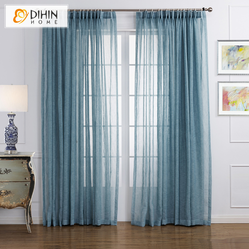 Tulle Volie Curtains Window Treatment