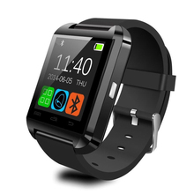 Bluetooth Smart Watch Mode Android Smartwatch Digitale Sport Handgelenk GEFÜHRTE Uhr Compatiable iOS Android Phone U8