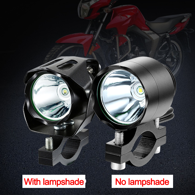 Spot Light Product Time New Motorcycle Head Ldrive 1pcs Day Motorbike Running Lamp Led Fog Drl Driving oxeWrdCQB