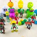 Hot Sale PVZ Plants vs Zombies Game Toys Popular Anime Action Figure Toy Children's Christmas New Year Gift