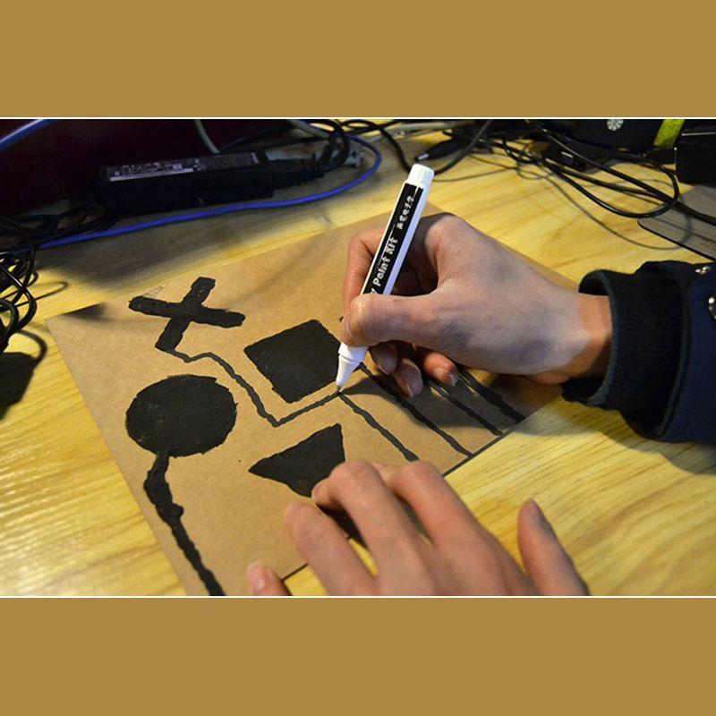 Ppyy novo caneta de tinta condutora circuito