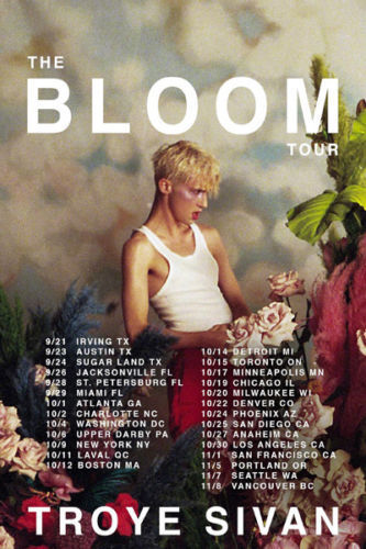 H713 New Flume Tour Rap Pop Music Star Singer Fashion Icon Poster Silk Art