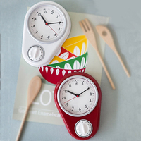 Silent Watch Wall Clock Kitchen Decoration Digital Wall Clock Acrylic Mirrored Decorative Sticker Reloj Pared Cocina Clocks K568