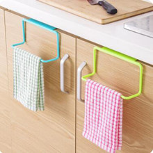 Kitchen Over Door Organizer bathroom shelf towel Cabinet Cupboard Hanger Shelf For Kitchen Supplies Accessories tools 23(China)
