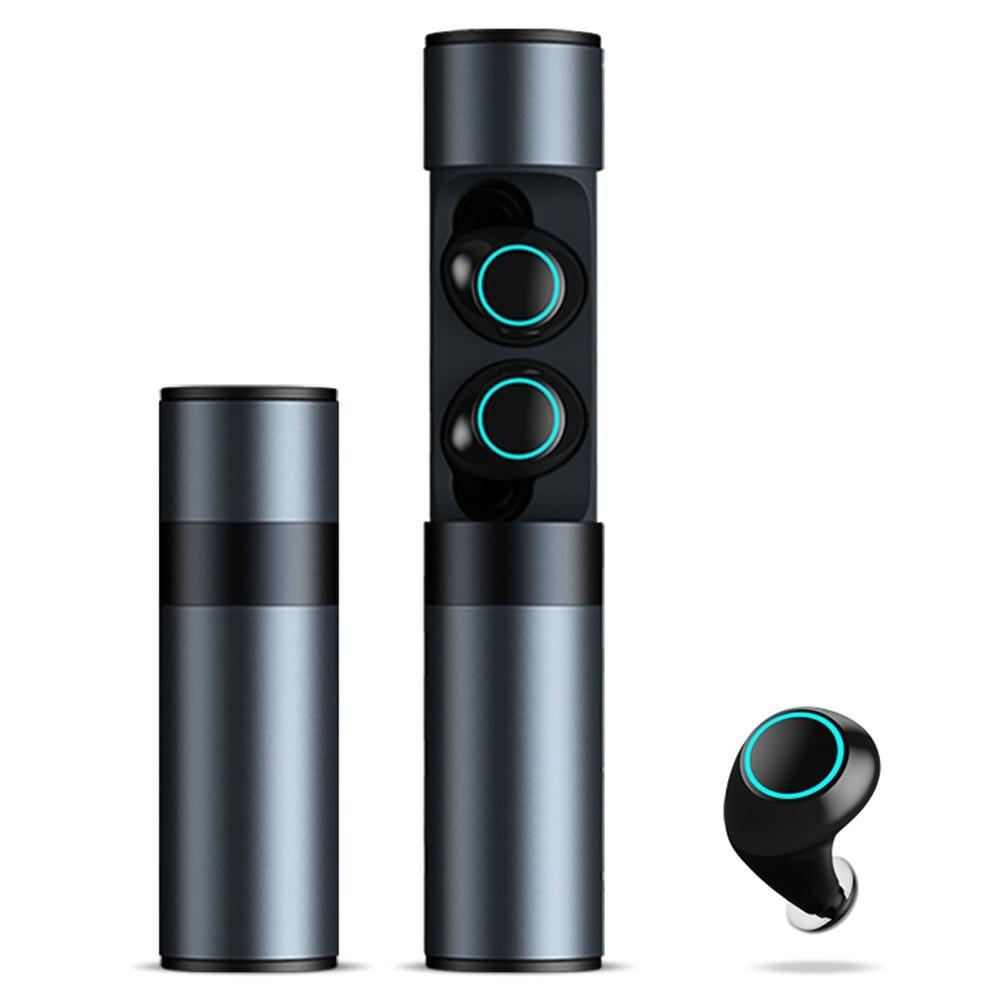 J1 Touch Control écouteurs bluetooth 5.0 Sans Fil Étanche écouteurs bluetooth avec le Cas de Charge écouteurs stéréo Mains Libres