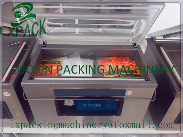 LX-PACK Lowest Factory Price Highest Exporting Quality Customized Vacuum Sealer Single Chamber 1000mm max sealing(Gas insert) lx pack lowest factory price single nozzle paste filling machine large hopper rotary valve range 5 100ml quantitative filler
