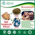 500 mg * 200 cápsulas, Cápsulas Tongkat ali extrato 200:1 Vermelho, Aumenta A sexualidade & ereções Fortes, homens sexual da planta viagra cekc