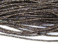 5strands 3-8mm Crystal like for jewelry making Rondelle Abacus Faceted grey gray black peach blue mixed crystal loose beads
