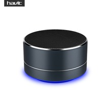 Havit Mini Portable Bluetooth USB Wirless Speaker For Home Theater Party Subwoofer Support MP3 Music Player Radio AUX TF FM M8