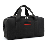 2016 Canvas Travel Bag Weekend Bag Large Capacity Overnight Bag Shoulder Men Waterproof Messenger Bags Women