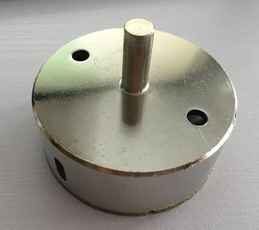 68/70/75/80/85/90/95/100mm Marble Glass Diamond Core Drill Bit Ceramic Tile Bead Knife Glass Dilator Glass Drill Bit