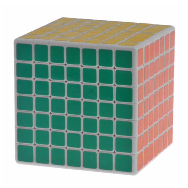 Alta Calidad ShengShou Velocidad 7x7 Cubo Mágico Giro Puzzle Cubos Cubos Del Rompecabezas Para Niños Juguetes Educativos Juguete-79mm