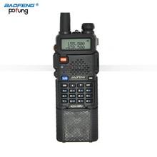 BaoFeng UV-5R Walkie Talkie 3800mAh battery  Portable two way radio UV5R  long-range wireless 5W  Professional Dual  CB radio
