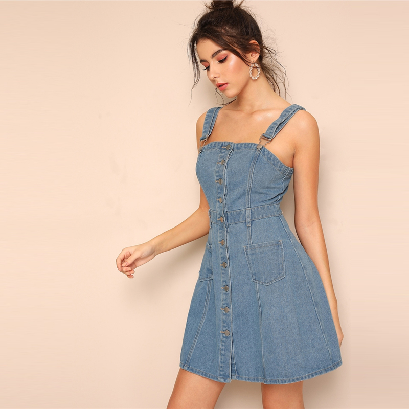 Like These But Also Like Distressed Overalls