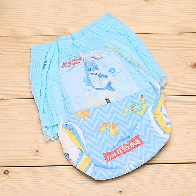 WEIXINBUY Baby Disposable Swim Pants Swimming Diapers Waterproof nappy waterproof diapers for swimming 2018 summer 5