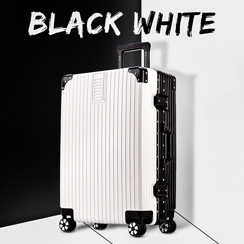 20 дюймов девушка прекрасный трав багаж, девушка конфеты сращивания цвет hardcase багаж тележки на универсальных колесах