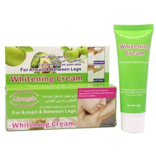 Body Natural Intimate Bleaching Armpit Get Rid of Dark Elbow/Knee Whitening Cream Skin Care