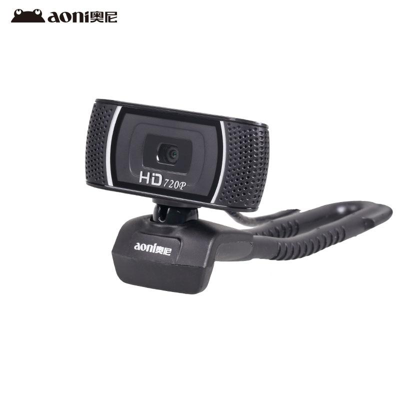 Aoni A6 autofocus caméra macro haute définition sans appel vidéo USB capture vidéo diffusion en réseau