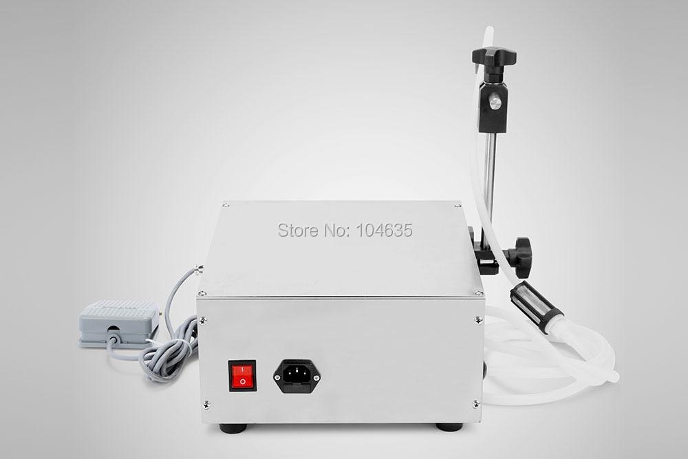 Bomba de Controle Digital Máquina de Enchimento Líquido-3500 ml