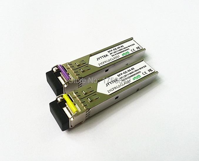 Free Shipping 1.25G BIDI SFP Transceiver 80KM 1490nm/1550nm LC/SC Connector SFP ModuleFree Shipping 1.25G BIDI SFP Transceiver 80KM 1490nm/1550nm LC/SC Connector SFP Module