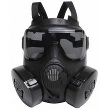 DC15 pistolet pneumatyczny Paintball czaszka ochronna pełna twarz M50 maska gazowa z wentylatorem czarny wojskowy CS Wargame Cosplay tanie tanio DC-15-BK Face Mask