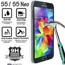 G900FD SM-G900H SM-G900F защитное стекло пленка Для Samsung Galaxy S5/S5 Neo стекло закаленное Экран Протектор защитная пленка на телефон Для самсунг галакси S5/S5 Neo стекло крышка 9H 2.5D