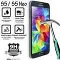 SM-G900H G900FD SM-G900F protectora de cristal para Samsung S5/S5 Neo de templado de vidrio de película para Samsung Galaxy S5 Protector de pantalla 9 H