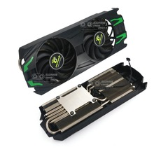 цена на New Original for MANLI GTX680 Graphics card cooler fan with heat sink