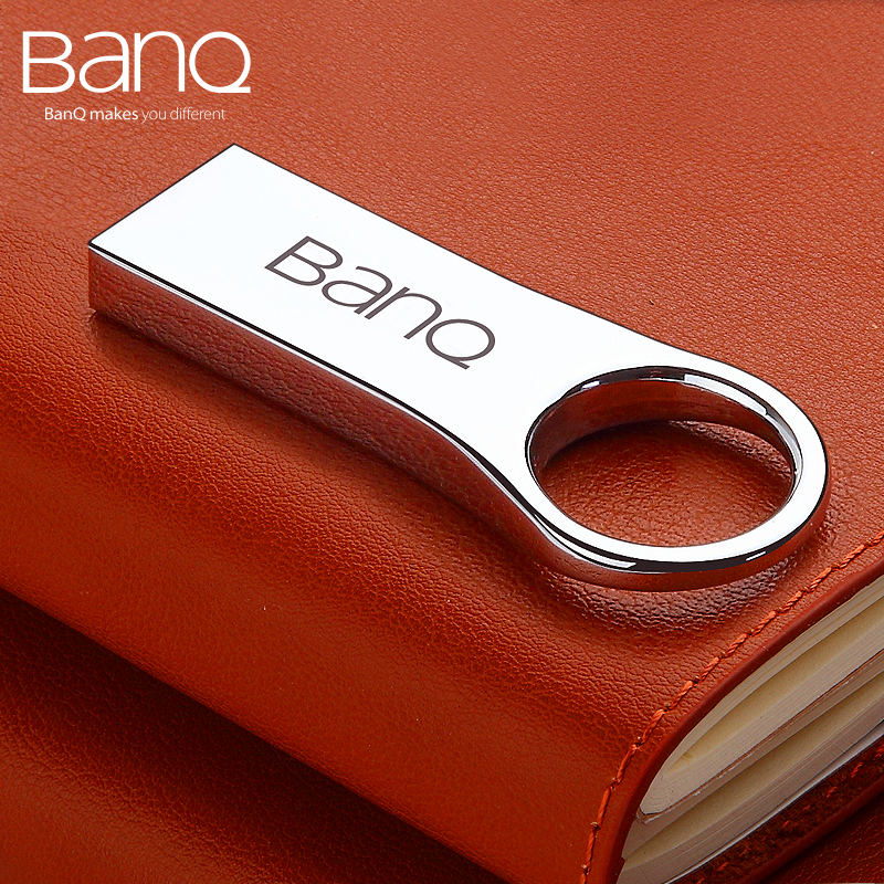 BanQ P80 32GB USB 3.0 Flash Drives Fashion High Speed Metal Waterproof Usb Stick Pen Drive USB Flash Drives Free shipping