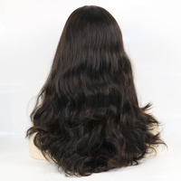 Eversilky 100% European Virgin Human Hair 4x4 Silk Base Top Natural Loose Wave Kosher Wigs Loose Wavy