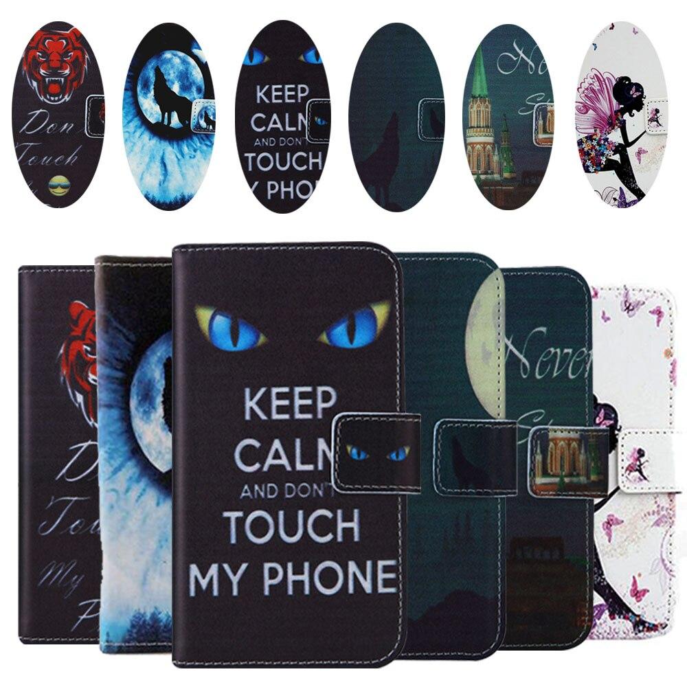 Ailishi Stijlvolle Ontwerp Flip Bescherming Leather Cover Telefoon Case Voor Yu Yuphoria Yu5010a Yureka 2 Plus Shell Portemonnee Etui Skin
