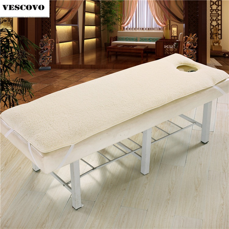 Beauty Salon Massage Bedding Pad Heating health care sponge SPA salon