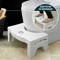 Складной Многофункциональный туалетный табурет портативный шаг для ванной комнаты дома